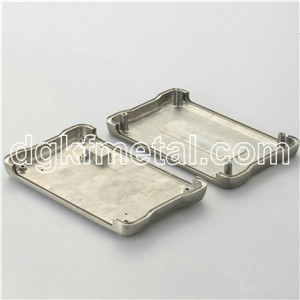 Die casting case parts xlr enclosure parts