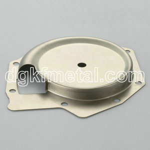 Stainless steel water pump protective cover